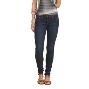 Hollister Dark Wash Skinny Jeans Size 7R